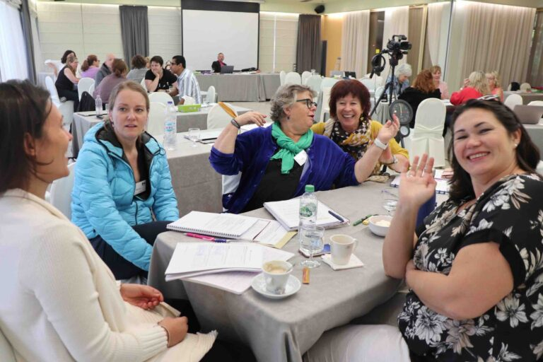 Classroom training psychosensory process